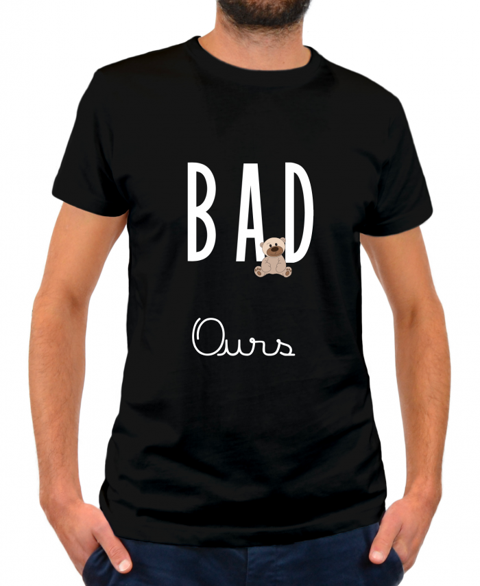 t-shirt bad ours